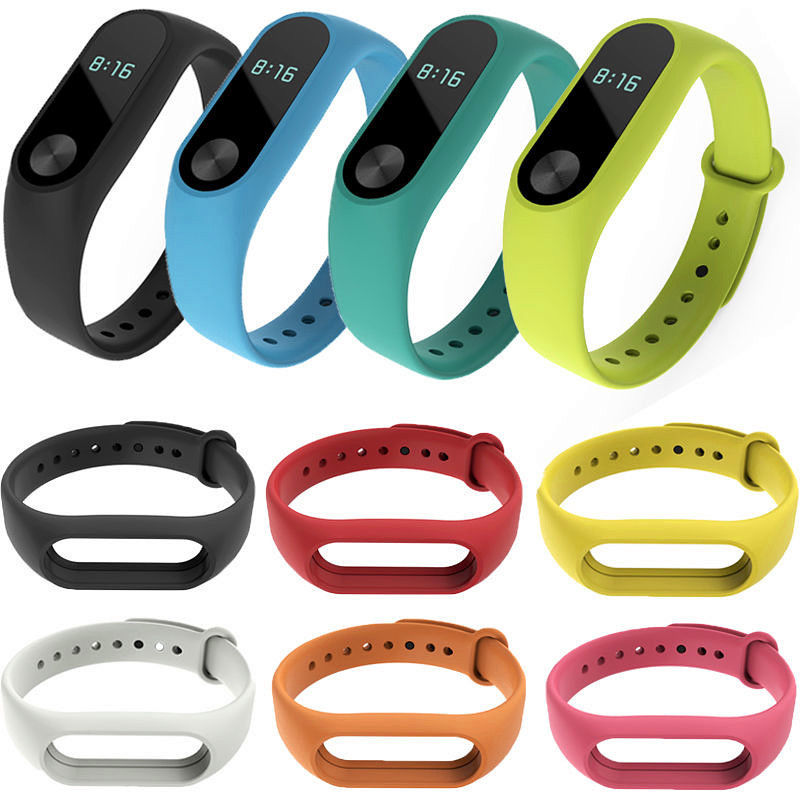Dây đeo Silicon thay thế cho Miband 2
