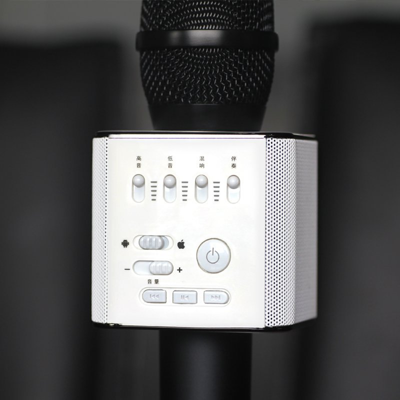 micro karaoke bluetooth Micgeek Q9